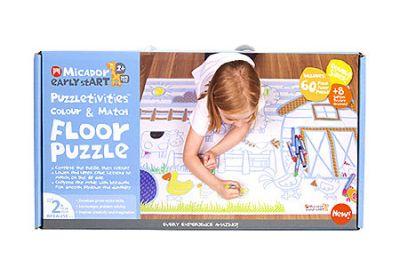 Micador floor puzzle