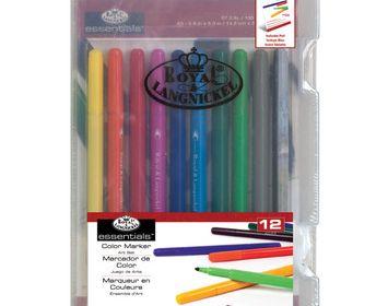 Mini Clearview Color Marker Set 12