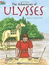 The Adventures of Ulysses Coloring Book