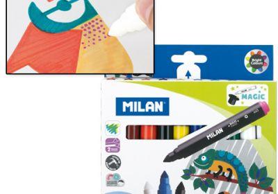 Milan 10 marker set