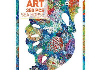 Puzz'Art 350 pcs Sea Horse