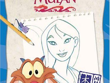 WF How to Draw Mulan