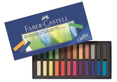 Faber-Castell Soft Pastel Set 24 Colors