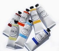 GB Artists oil Indian Yellow