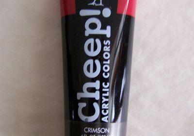 Cheep Sap Green