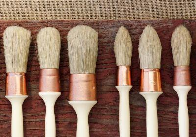 JR Domed LH Sash Brush 1 1/18