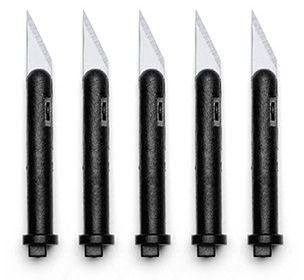 Xacto blades X295 Deluxe Retractable Blades 5 pack