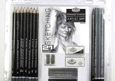 Essentials Sketching 21 set