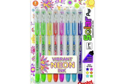 Pen Solarpop pen set