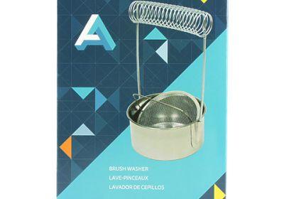 AA brush washer