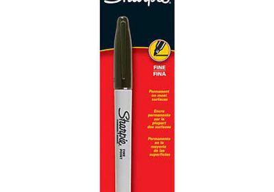 Sharpie Markers, Fine, Aqua