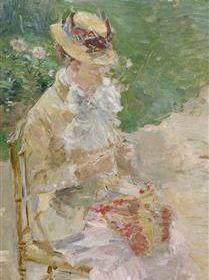 Morisot - Jeune Femme