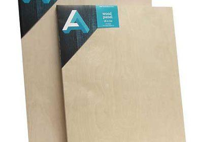 AA 6X6 Wood Panel