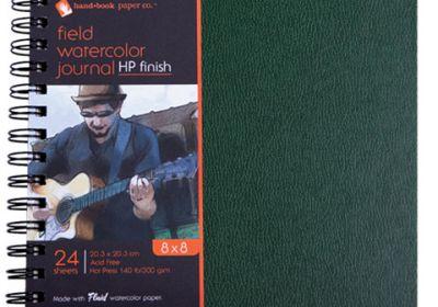 Field WC HP Journal HP 6 x 6 140lbs 24 shts