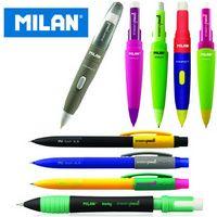 Milan compact eraser&pencil