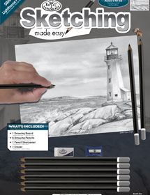 Sketching Made Easy Lighthouse
