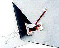Speedball graphite transfer paper 20x26