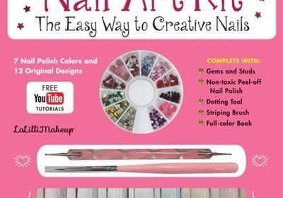 Nail Art Kit Ingram