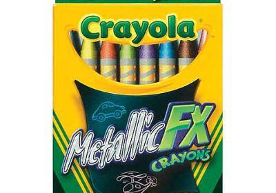 Crayola Met. FX