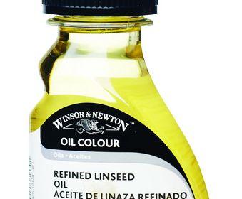 Winsor & Newton Refined Linseed Oil 2.5 oz