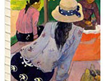 Gauguin Sieste Sketchbook