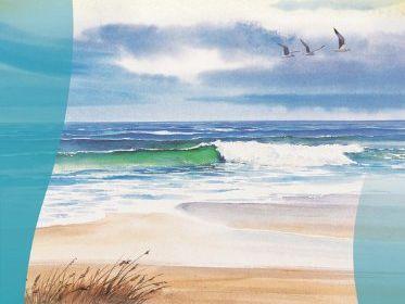 WF Seascapes Watercolor