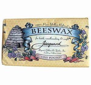 Jacquard Yellow Beeswax