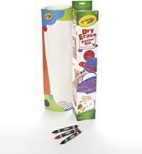 Crayola Dry Erase Poster Set