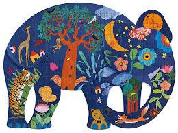 Puzz'Art 150 pcs Elephant