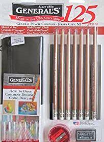 General's Sketch & Go MultiPastel