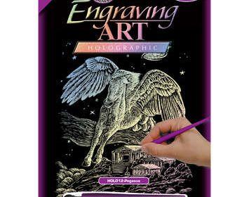R&L Engraving Pegasus