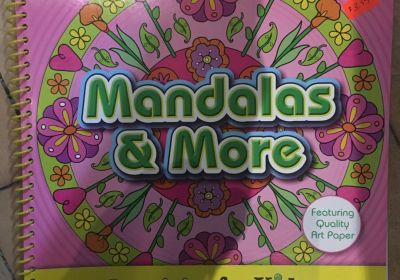 Coloring & Activity books Mandalas & More