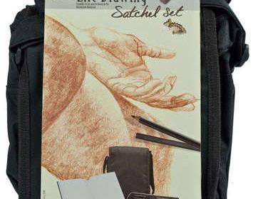 RL Life Drawing Satchel Set