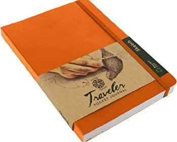 Traveler sketch 4x3 Orange