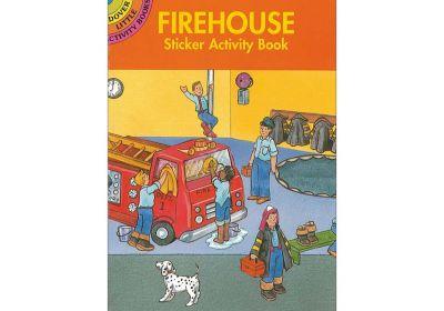 Small Format Sticker Books, Firehouse