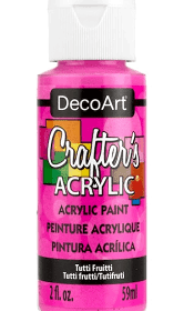 Crafters Acrylic Tutti Frutti