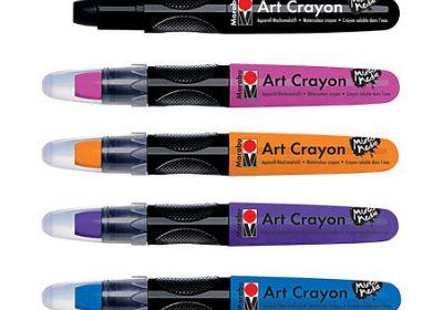 Marabu art crayon Terracottaa