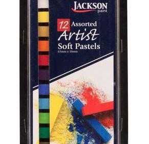 JR Pastel 12 set