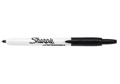 Sharpie Retractable XF Black