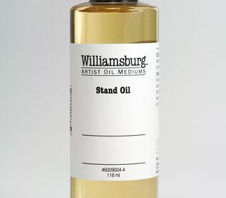Williamsburg stand oil
