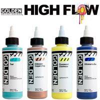 Golden High Flow 4oz Titanium White