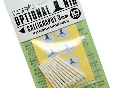 Copic Calligraphy 3mm Nibs