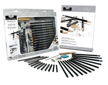 Essentials Sketching 34 piece set
