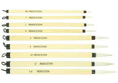 PR Bamboo Brush 8