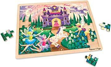M&D Fairy Princess Jigsaw