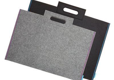 Midtown portfolio 19x26 grey