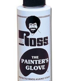 Bob Ross Painters Glove