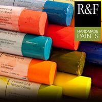 R&F Oil Stick Sepia