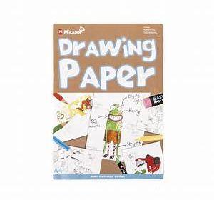 Micador Jr. Drawing Pad A4