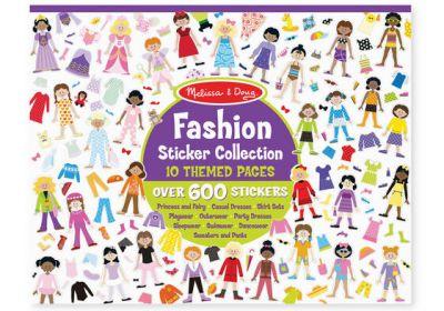 M&D Sticker Pad Fashion